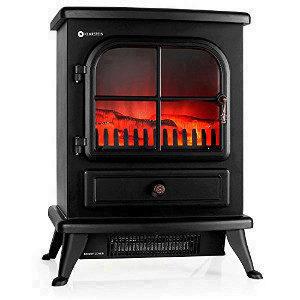 elektrisches kaminfeuer moderne elektrokamine im vergleich. Black Bedroom Furniture Sets. Home Design Ideas